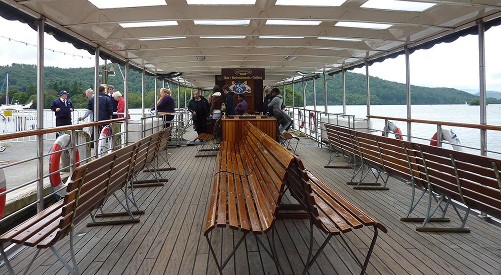 Windermere Steamboat Museum, Cumbria