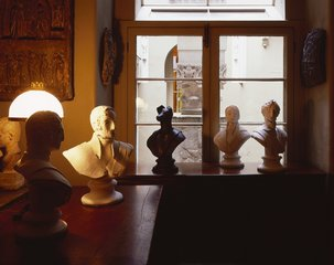 Sir John Soane's Museum – Marking the Line, London