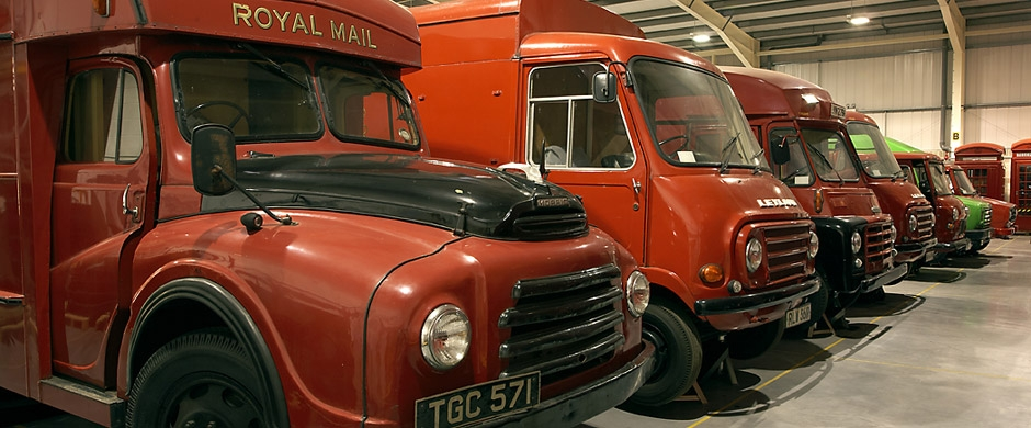 British Postal Museum and Archive, London