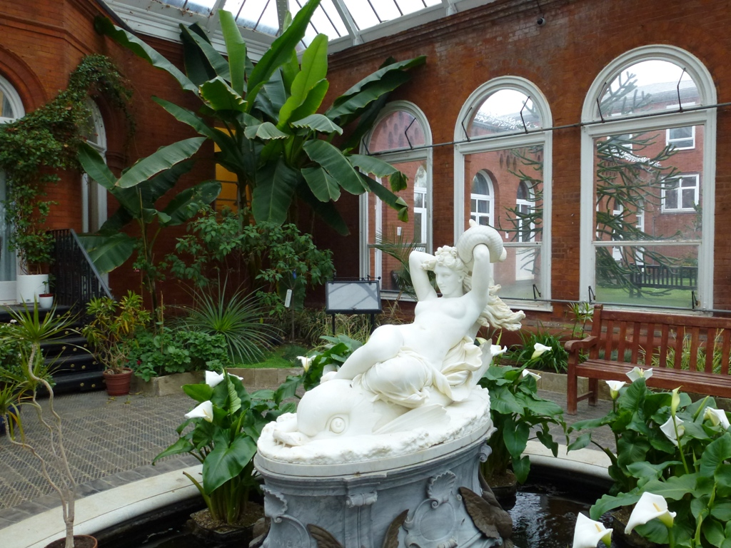Avery Hill Winter Garden, University of Greenwich