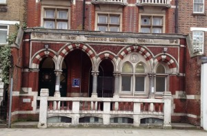 Durning Library, Lambeth Council