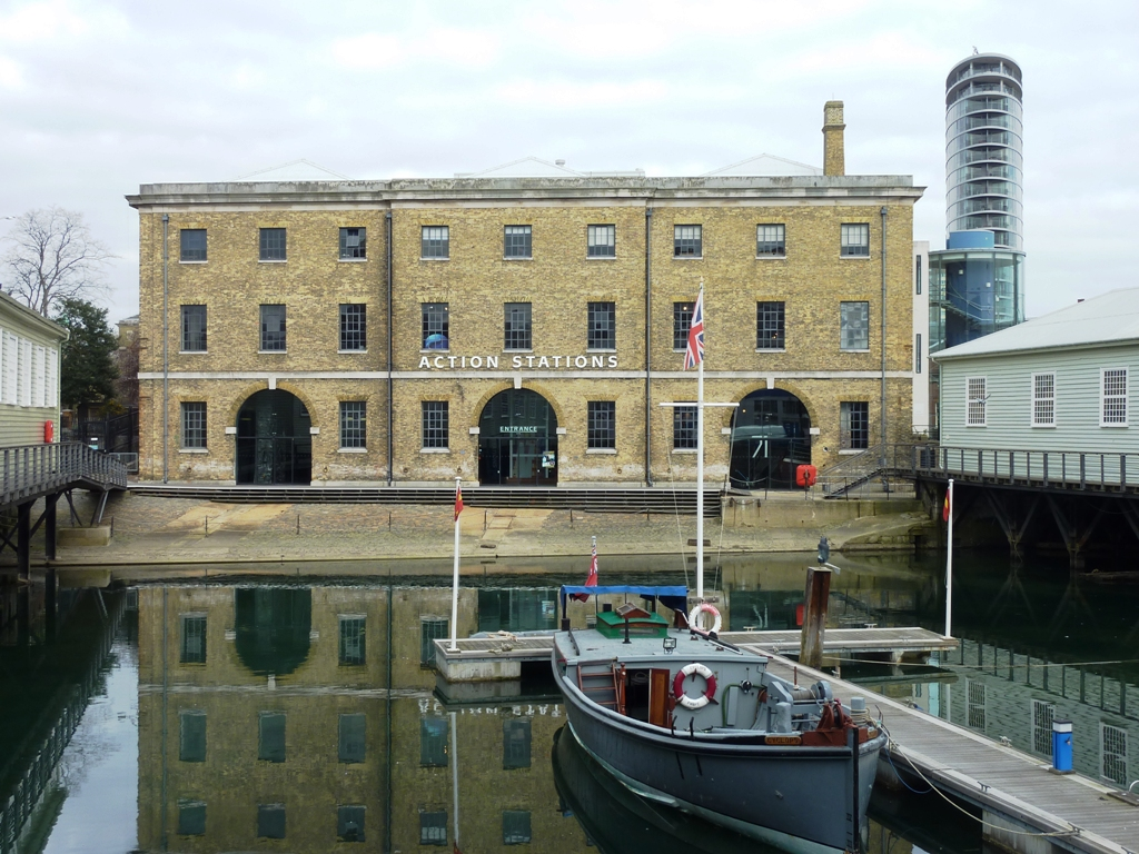 National Museum of the Royal Navy, Portsmouth
