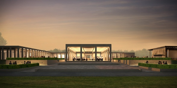 Ground broken for new Remembrance Centre at the NMA