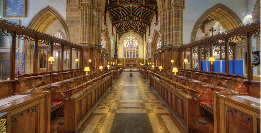 JHA appointed by Leicester Cathedral