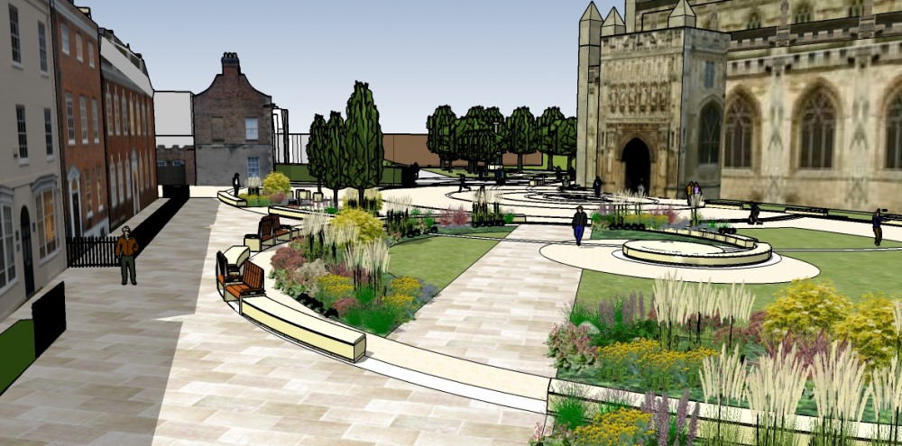 HLF success for Gloucester Cathedral