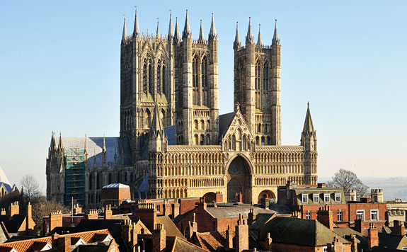 JHA commissioned to prepare an Activity Plan for Lincoln Cathedral