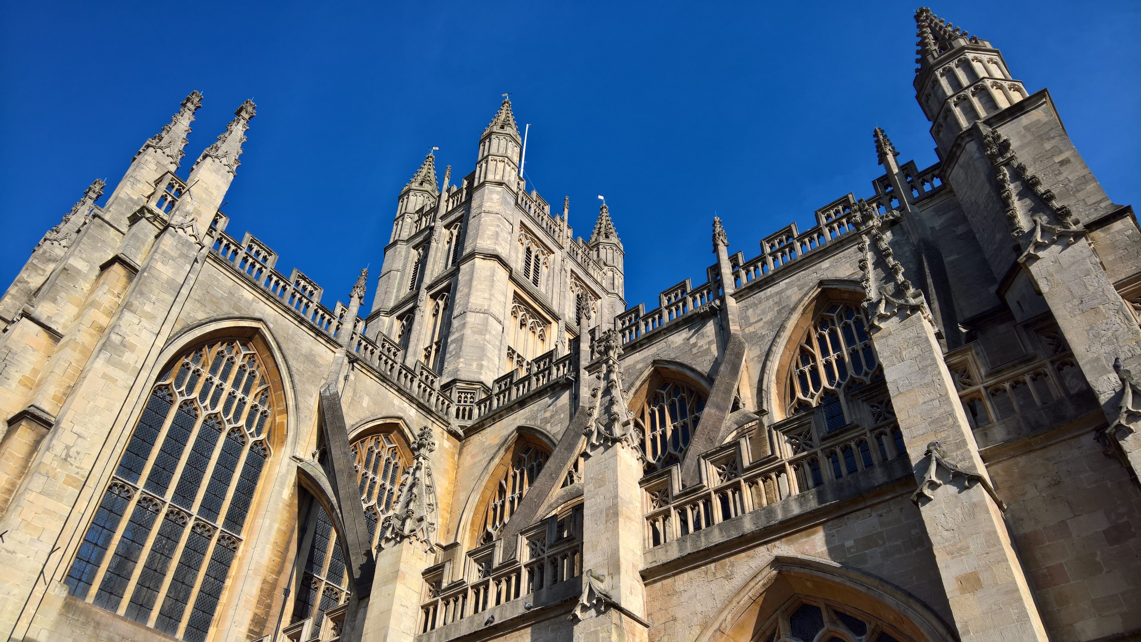 Bath Abbey wins £10.7 million