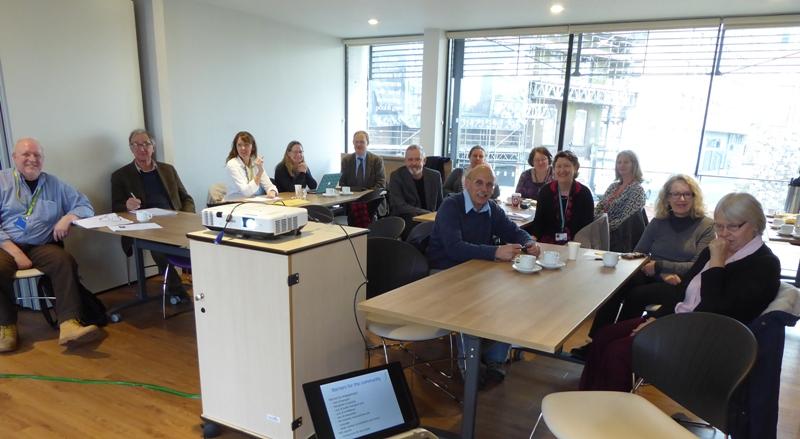 Suffolk archives consultation developments