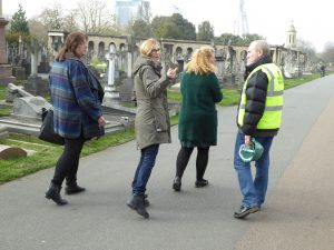 Learning from Brompton Cemetery