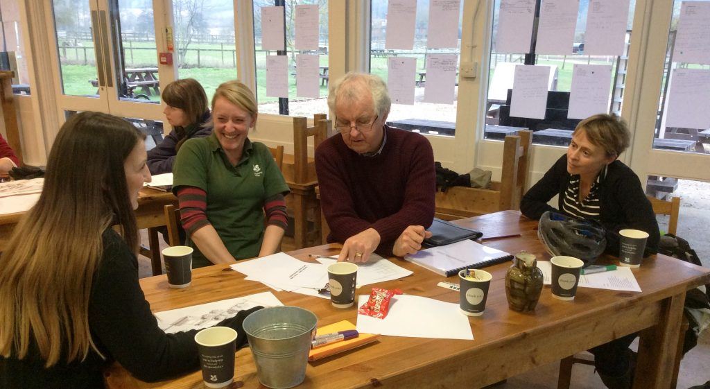 Designing the future of Wimpole Home Farm
